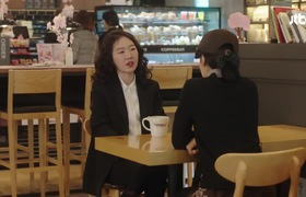 """Tập 8 """"Chị đẹp mua cơm ngon cho tôi"""": Kyu Min từ chối bắt tay Jin Ah"""