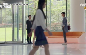 """Tập 5 """"Thư ký Kim sao thế?"""": Sung Yeon tinh tế phát hiện ra Mi So bị dị ứng phấn hoa"""