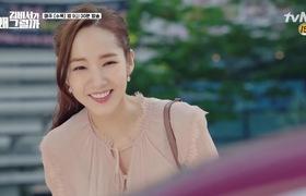 """Tập 6 """"Thư ký Kim sao thế?"""": Mi So chặn đường Yoo Sik, hỏi anh về quá khứ của Young Joon"""