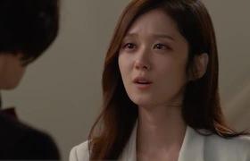 Định mệnh anh yêu em tập 9: Gun hôn Mi Young say đắm