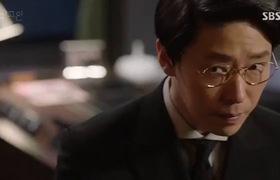 """""""Bị cáo"""" tập 16: Park Jung Woo nắm bằng chứng về cái chết của Stephanie Lee, đối đầu Cha Min Ho"""