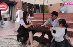 """""""Con đến từ hành tinh nào"""": Gia đình Huy Khánh ở Hàn Quốc"""