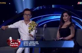 """""""Tuyệt đỉnh song ca nhí"""": """"Gánh hàng rong"""" - Khánh Linh & Wendy"""