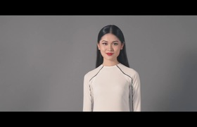 Clip Thùy Dung giới thiệu bản thân tại Miss International 2017