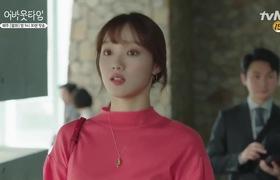 """""""About Time"""" tập 6: Mika - Do Ha bị bắt gặp khoảnh khắc """"mờ ám"""" trong thang máy"""