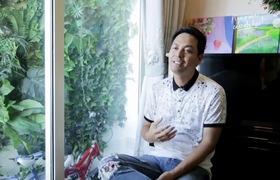 MC Phan Anh nghĩ gì về ngày con tựu trường?