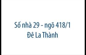 Nhà 2 tầng cho thuê giá 4,8 triệu đồng/tháng ở Đê La Thành, Hà Nội