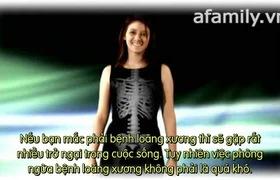 Bí quyết giúp bạn ngăn chặn loãng xương sớm