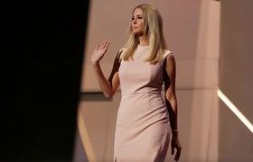 Chân dung ái nữ xinh đẹp của Donald Trump