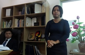 Clip lời trần tình của thầy giáo đứng lên bàn chửi học viên bằng ngôn từ tục tĩu