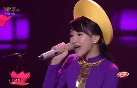 Liveshow 4 The Voice Kids: Khánh Linh