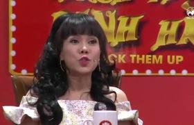 Tập 10 Thách thức danh hài: Minh Quý - Thanh Tú