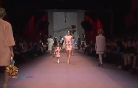 Những thiên thần nhỏ trên sàn diễn thời trang