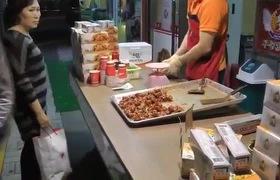 """Xem nghệ thuật ẩm thực ngon đến """"chảy nước miếng"""" tại Busan Hàn Quốc"""