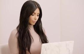 Kim Kardashian thanh lịch trên tạp chí Glamour