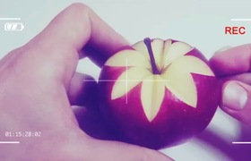 Khéo tay tô điểm trái cây cho bàn ăn thêm xinh
