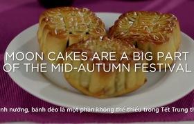 Người trẻ Mỹ nghĩ bánh trung thu giống món ăn hoàng tộc