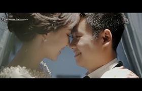 """MC Mai Ngọc tung loạt hình ảnh trong hôn lễ và clip """"độc"""" hậu đám cưới đình đám"""