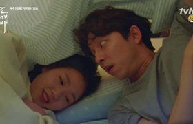 """""""Goblin"""" Tập 16: Yêu tinh Kim Shin và Eun Tak hạnh phúc bên nhau."""