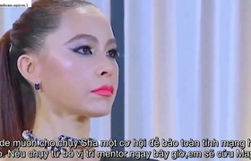 """The Face Thái Lan 2017"" Tập 5: Lukkade đòi đuổi cổ Marsha"