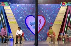 """""""Bạn muốn hẹn hò"""" Tập 255: Cặp đôi đáng thương nhất chương trình."""