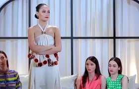 """""""The Face Thái Lan"""" Tập 9: """"Ong chúa"""" Bee """"lồng lộn"""" thách thức hai đàn chị."""
