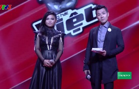 """The Voice 2017"" - Vòng liveshow: I Don't Wanna Miss A Thing - Hiền Mai"