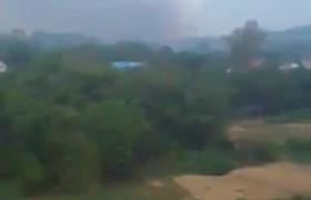 Nổ kho thuốc pháo hoa ở Phú Thọ khiến nhiều người thương vong