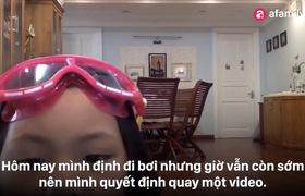 """Minh An - Cô bé 8 tuổi """"bắn"""" tiếng Anh và tiếng Pháp vanh vách, cứ 3 năm lại học thêm một ngoại ngữ mới"""