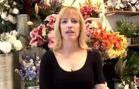 Khéo tay với hoa loa kèn trang trí căn nhà bạn