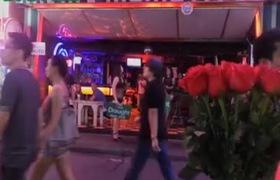 """Khi đêm buông ở thành phố """"tội lỗi"""" Pattaya"""