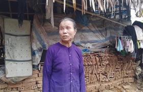 Video: Bà Nguyễn Thị Liên nói về hoàn cảnh gia đình có toàn người mù lòa