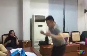 Táo Quân 2017: Clip hậu trường hài hước của Tự Long, Xuân Bắc
