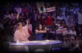 """Clip hậu trường vui nhộn của các giám khảo """"Vietnam Idol Kids 2017"""": Bích Phương, Isaac, Văn Mai Hương"""