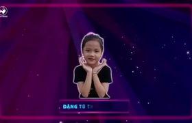 """Tập 10 """"Biệt tài tí hon"""": Tú Thanh"""