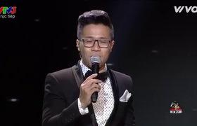 """Chung kết """"Thần tượng Bolero 2017"""": Hoàng Ngọc Sơn thể hiện ca khúc """"Xin gọi nhau là cố nhân"""""""