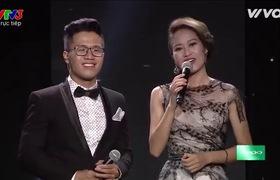 """Chung kết """"Thần tượng Bolero 2017"""": Hellen Thủy thể hiện ca khúc """"Ai khổ vì ai"""""""