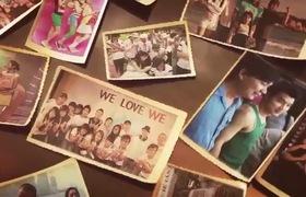 """Ca khúc """"Gia đình tôi chọn"""": H.A.T, Sơn Tùng, Ưng Hoàng Phúc, Đông Nhi."""