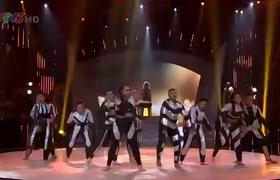 """Chung kết """"Bước nhảy ngàn cân 2017"""": Phần mở màn đầy sôi động của các thí sinh"""
