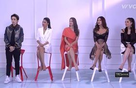 """Tập 4 """"Vẻ đẹp thương hiệu - The Look 2017"""": Vũ Ngọc Châm đội Kỳ Duyên trở thành Quán quân The Look"""