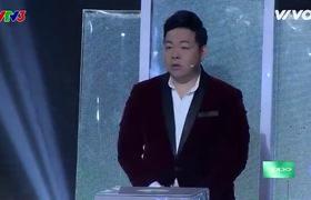 """Tập 2 """"Thần tượng Bolero"""": Thí sinh Quỳnh Trâm thể hiện ca khúc """"Hát nữa đi em"""""""