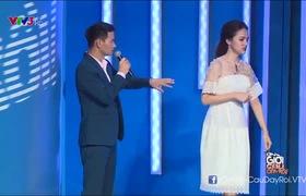 """""""Ơn giời cậu đây rồi"""": Hương Giang Idol làm Trấn Thành chết đứng vì đòi có bầu"""