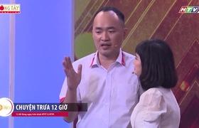 """""""7 nụ cười xuân"""": Trường Giang bị Nam Em bóc phốt ngoại tình ở thời trai trẻ"""