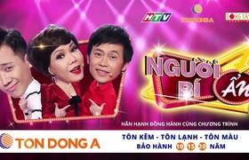 """Tập 10 """"Người bí ẩn 2018"""": Nam Thư - Hoài Linh - Việt Hương rủ nhau hát lô tô"""