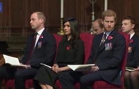 Clip ghi lại khoảnh khắc mệt mỏi của Hoàng tử William.
