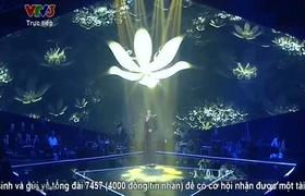 """Liveshow 5 The Voice Kids 2014: """"Hoa vàng mấy độ - The Phantom of the opera"""" - Huyền Trân & Hoàng Anh"""