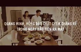 """""""Toát mồ hôi"""" xem màn """"chặt chém"""" con rể tương lai của Quang Minh - Hồng Đào"""