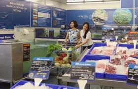 Thay đổi thói quen mua sắm từ chợ cóc đến siêu thị