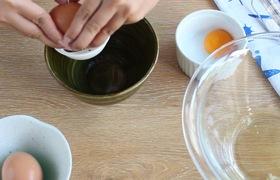 Cách làm bánh bông lan Đài Loan chuẩn ngon
