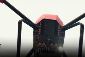 Drone nông nghiệp trên cánh đồng tại Trung Quốc